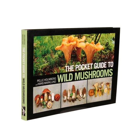 Books - Pocket Guide To Wild Mushrooms