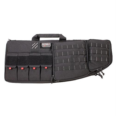 "32"" Extreme Tactical AR Case - Black"