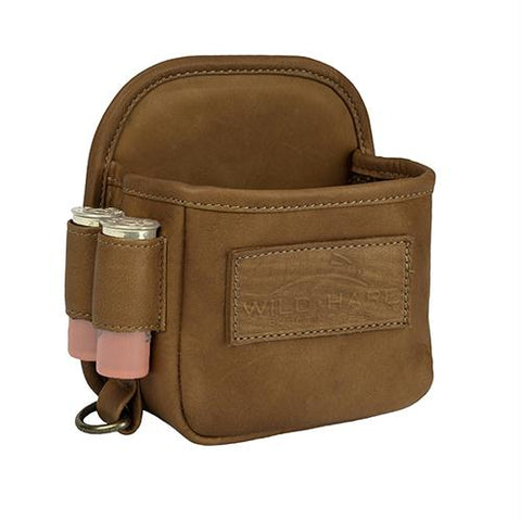 Wild Hare Leather Carrier - 1 Box, Dusk (Tan)