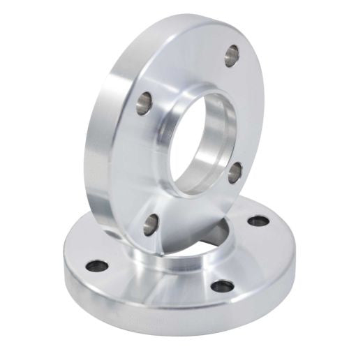 Slot on hubcentric wheel spacers (4x)