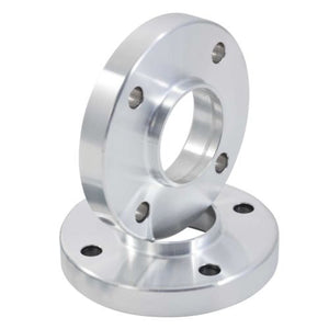 Slot on hubcentric wheel spacers (2x)