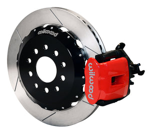 Honda S2000 rear Wilwood big brake kit