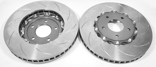 Honda RenaultSport Brembo caliper fitting kit 345x30mm discs (Mk3 calipers)