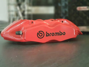 Honda Brembo 4 pot big brake kit (RS Megane Mk3 calipers)