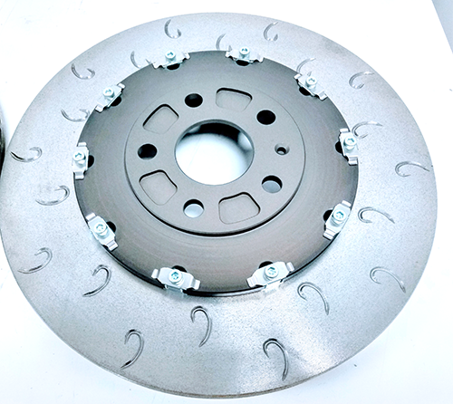 Audi TT RS 370mm 2 piece front discs