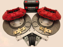 Skoda Octavia VRS Brembo 4 pot big brake kit