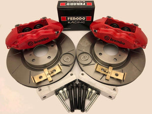 Mazda RX8 Brembo 4 pot big brake kit (Mk3 calipers)