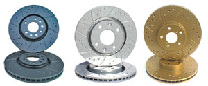 Mazda MX5 Wilwood Midilite kit replacement front discs