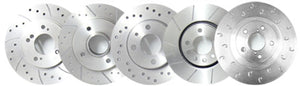 Ford Focus ST (Mk2) Brembo 4 pot big brake kit