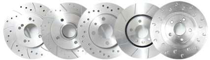 Honda Accord (CH1) front/rear discs