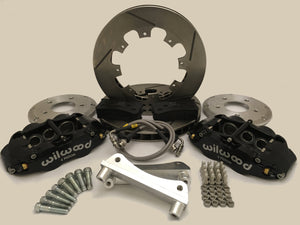 Wilwood 6 pot Superlite Brake Kit with 2 piece discs