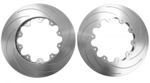 KSport 330x32mm replacement rotors (8mm holes, 215 PCD)