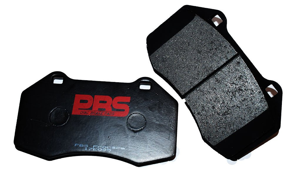Brembo Megane R26/225 PBS Pro Race pads (Front) - Upgrade for BBK