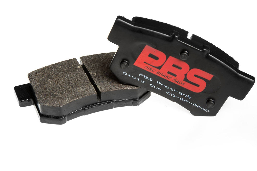 Honda S2000 PBS Pro Track pads (Rear)