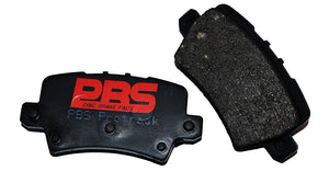 Honda Civic Type R (FN2) PBS Pro Race pads (Rear)