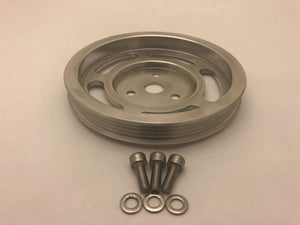 Mazda MX5 Mk1/2 (NA/NB) Aluminium Water Pump Pulley