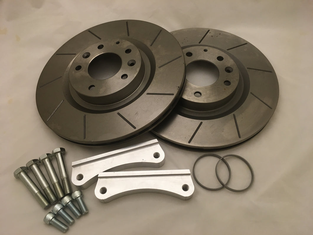 Mazda MX5 Mk1/2 (NA/NB) RenaultSport Brembo caliper fitting kit