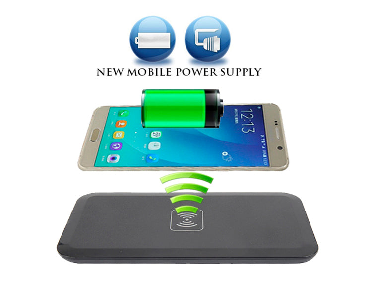 Universal Portable Qi Wireless Charger Charging Pad - iDeviceCase.com