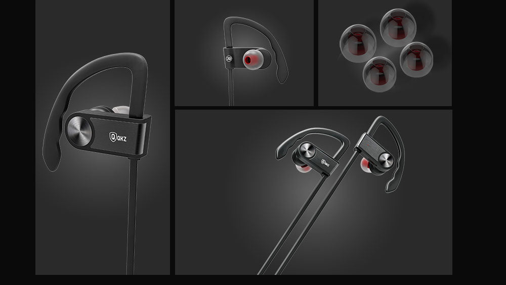 Bluetooth Earphone Sport Wireless HiFi Music Stereo Headphone Bluetooth Headset - iDeviceCase.com