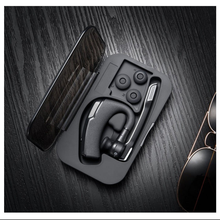 K6 legend Bluetooth Headset Hands Free Wireless Stereo 4.0 Bluetooth Car Driver bluetooth earphones + Headphones Storage Box - iDeviceCase.com