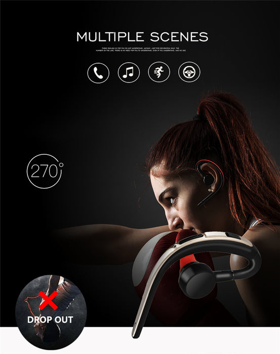 Over-ear Bluetooth Earphones Wireless Bluetooth Headsets Handsfree Sports Bluedio Quality Music Bluetooth Earbud for Smartphone - iDeviceCase.com