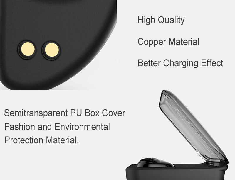 Original VONTAR TWS Earteana True Wireless Bluetooth earphone twins Earbuds portable with charging box For IOS Android - iDeviceCase.com