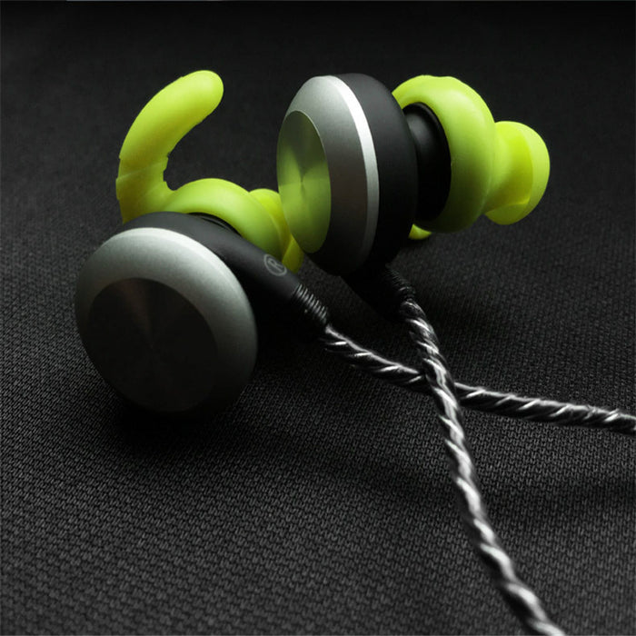 SWZYOR U2 Bluetooth Earphone Waterproof IPX7 Magnetic Running Sport Earphone Wireless Earbuds - iDeviceCase.com