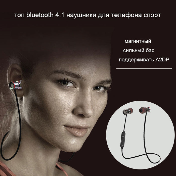 Casque Audio Bluetooth Earphone for Phone Girls Deep Bass Headphone kulakl k Airpod Blutooth Earphone for Xiomi Sony iPhone 5s - iDeviceCase.com