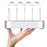 NganSek 24w 4 Ports Desktop Charging Station Family Office Multi Quick USB Charger Dock Station - iDeviceCase.com