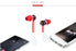 HUAST V4.1 Sport Bluetooth Earphone With Mic Wireless Headphones bluetooth Headset Magnet Earbuds For Phone Noise Cancelling - iDeviceCase.com