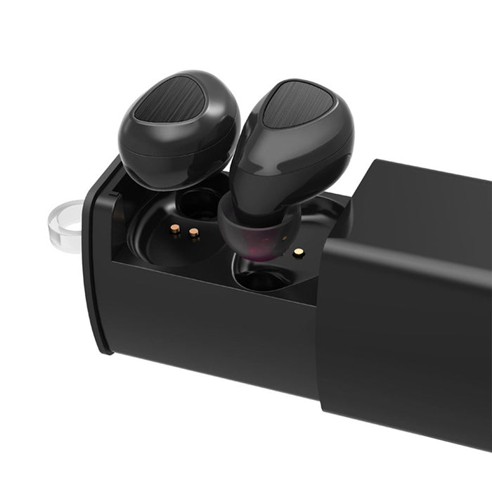 TTLIFE Mini Bluetooth Wireless Headphones with Mic In-ear Headset with Charge Box - iDeviceCase.com