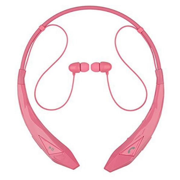Bluetooth Headset NAIKU  Wireless Sports stereo headphone bluetooth earphone Support microphone handsfree calls for LG Iphone - iDeviceCase.com