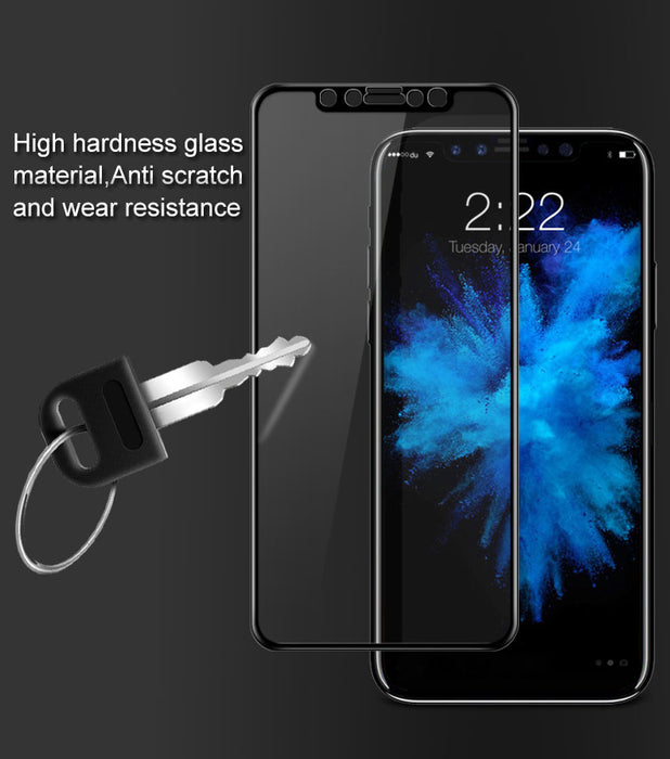 Imak Anti-Explosion Screen Protector For Apple iPhone X Full Cover Tempered Glass - iDeviceCase.com