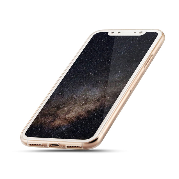 Transparent Clear Soft Silica TPU Case For iPhone X Original Ultra Thin Silicone Protect Phone Cover - iDeviceCase.com