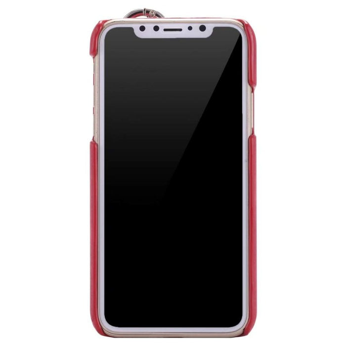 IRKADD Ring Case Striae Card Pocket Back Cover Matte Business Phone Protective Cases - iDeviceCase.com