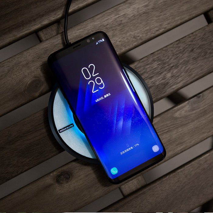 Original Charger Dock Charging Pad For iphone X 8 7 Wireless Fast Charger for Samsung Galaxy S6 Edge S7 S8 Plus Mobile Charger - iDeviceCase.com