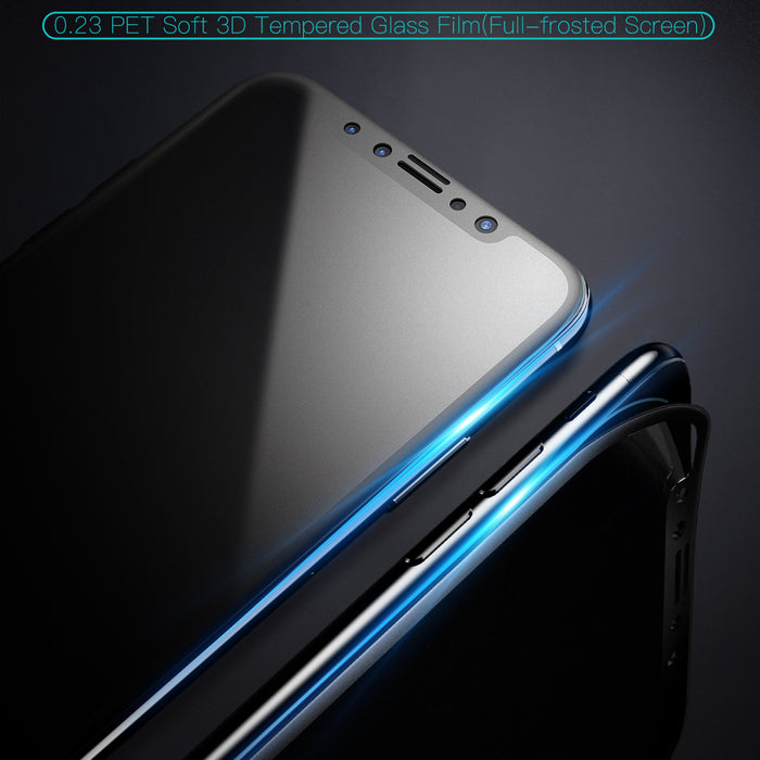 Baseus Full Frosted Screen Protector Tempered Glass - iDeviceCase.com