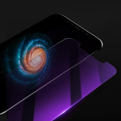 Tempered Glass for iPhone X, ROCK Anti-Blue Light High Clear tempered glass Screen protector - iDeviceCase.com