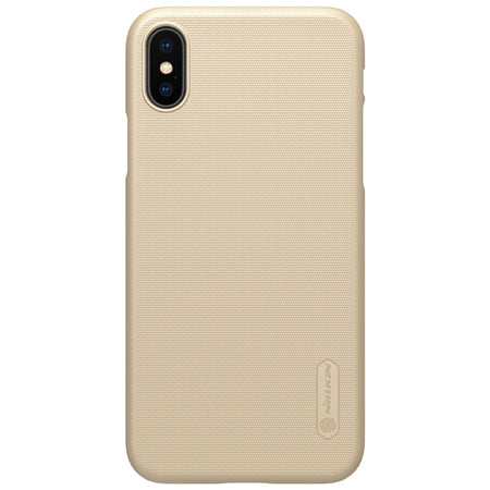 NILLKIN Super Frosted Shield matte back cover with free screen protector - iDeviceCase.com