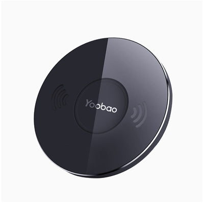 Yoobao YBD1 Wireless Charger Fast Charging Pad Wireless Power Charging - iDeviceCase.com