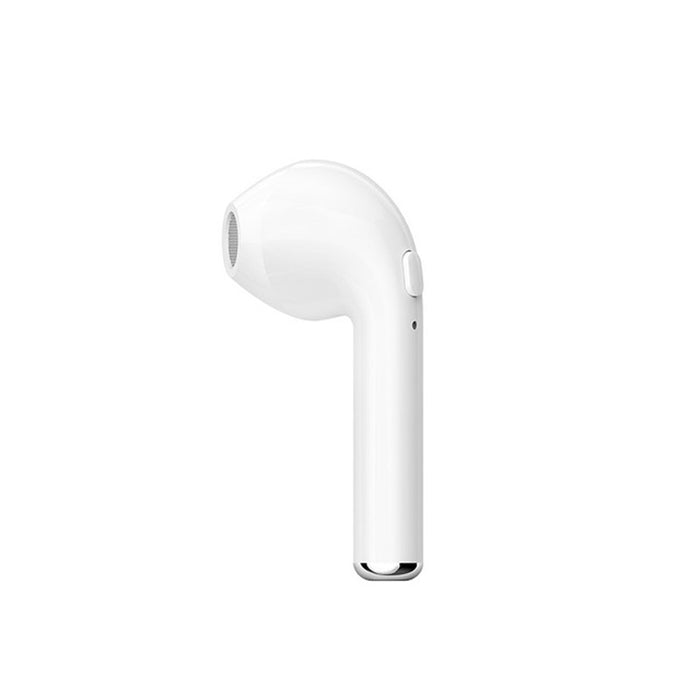 Earphones I7 Mini Bluetooth Earbud Wireless Headphones Headset With Mic Stereo bluetooth Earphone for Iphone 7/7 plus 6s PK V1 - iDeviceCase.com