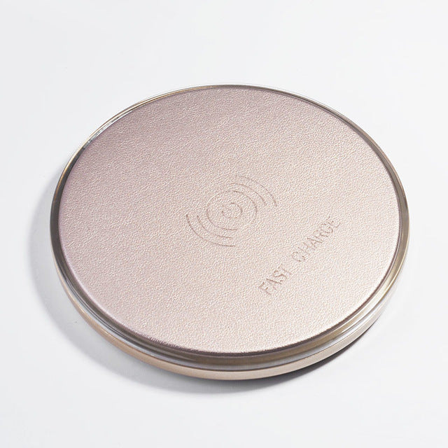 CinkeyPro QI Wireless Charger Quick Charge 2.0 Fast Charging - iDeviceCase.com