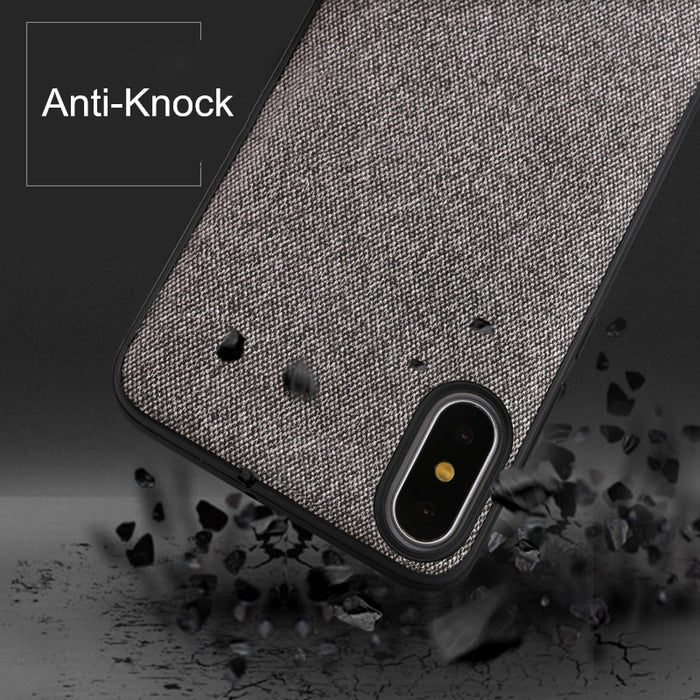 MOFi case for iphonex case cover silicone edge shockproof men business for apple x iphone x back cover for iphonex iphone x case - iDeviceCase.com