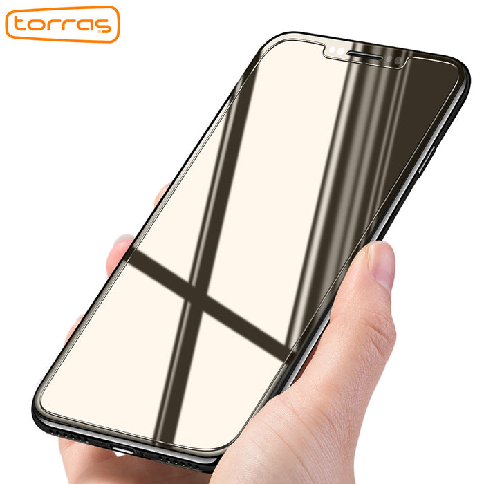 Torras Tempered Glass Screen Protector 9H Hardness 0.1mm Phone Protective Film +Cleaning Kit - iDeviceCase.com