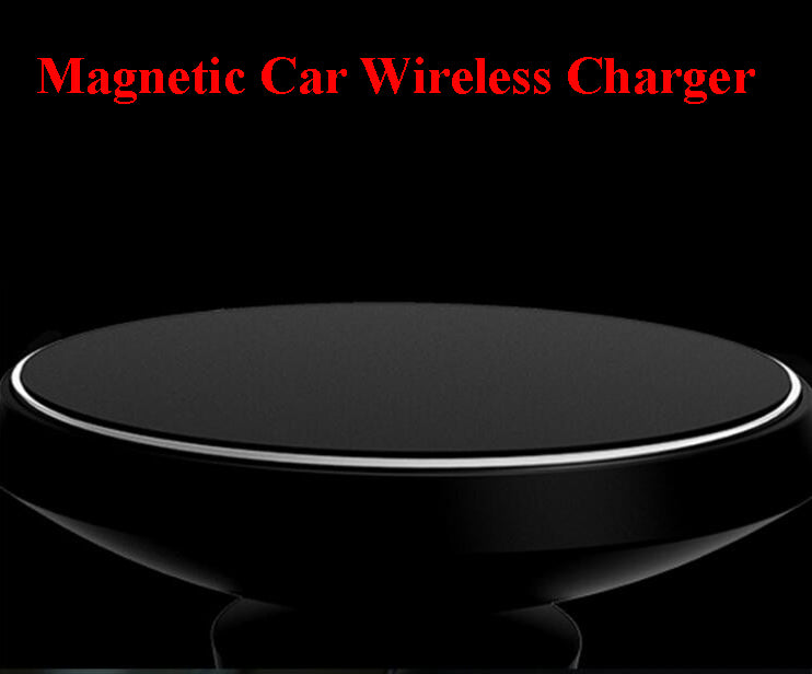 MLLSE 360 Car QI Wireless Charger Holder Magnetic Air Vent Mount Dock For SAMSUNG S8 S6 S7 Edge+ Note 5 8 for iPhone X 8 8 Plus - iDeviceCase.com