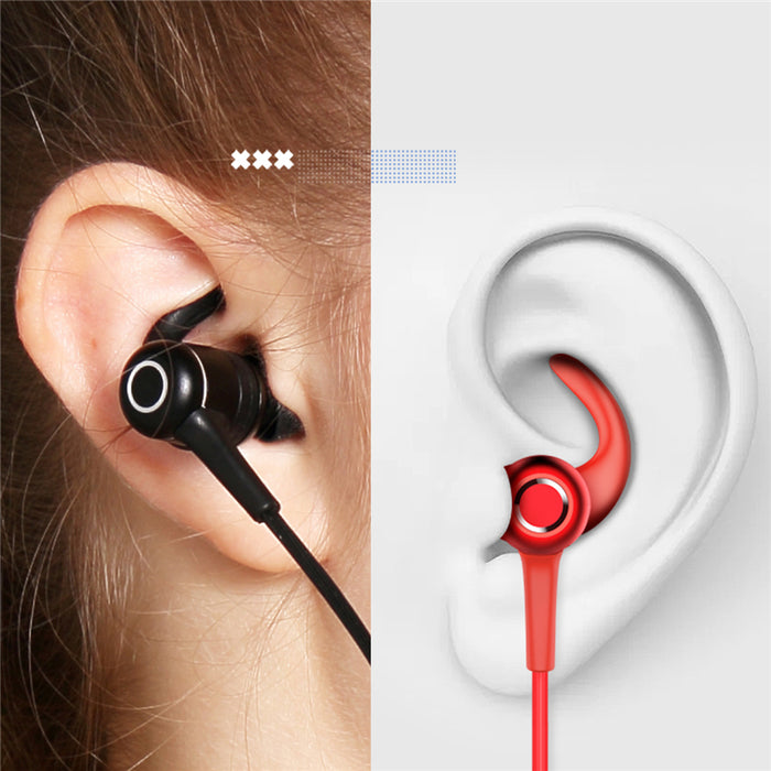 Bluetooth Earphone with Mic, ROCKSPACE Muvia Wireless Stereo Earbuds In Ear Sport Running Earphones For All phone - iDeviceCase.com
