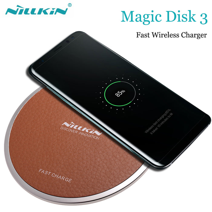 Nillkin Wireless Charger Qi Charging Pad - iDeviceCase.com