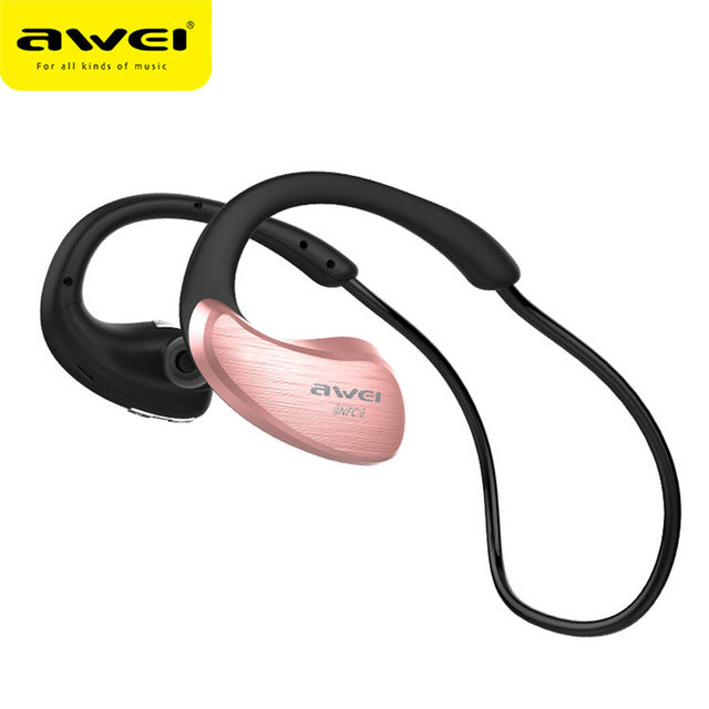 AWEI A885BL Stereo Wireless Bluetooth Earphone Noise Cancelling - iDeviceCase.com