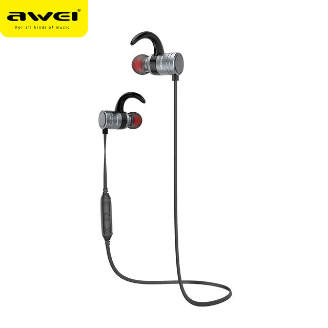 AWEI AK7 Wireless Headphone Bluetooth Earphone For iPhone fone de ouvido Sport Headset Cordless - iDeviceCase.com
