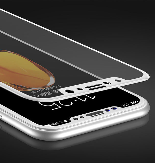 4D Curved Premium edge Protector Film Tempered Glass full body Protective Explosion Proof Glass - iDeviceCase.com